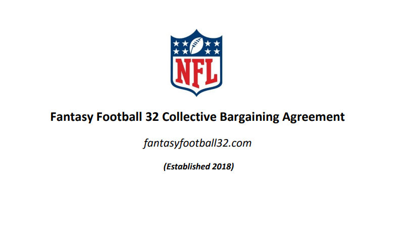 League Collective Bargaining Agreement Fantasyfootball32
